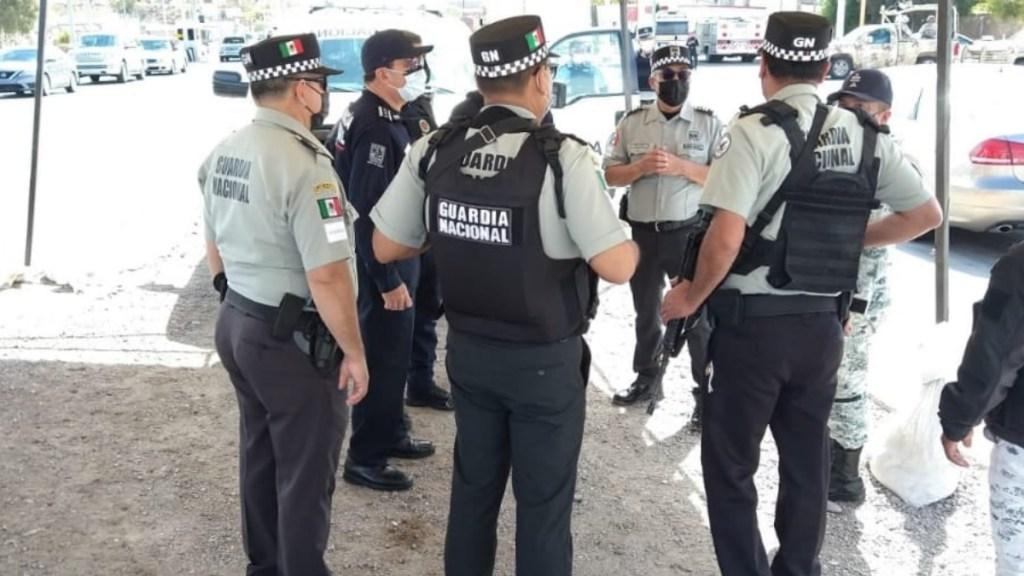 Autoridades incrementan seguridad en tres municipios de Sonora tras balaceras - Foto de SSP Sonora
