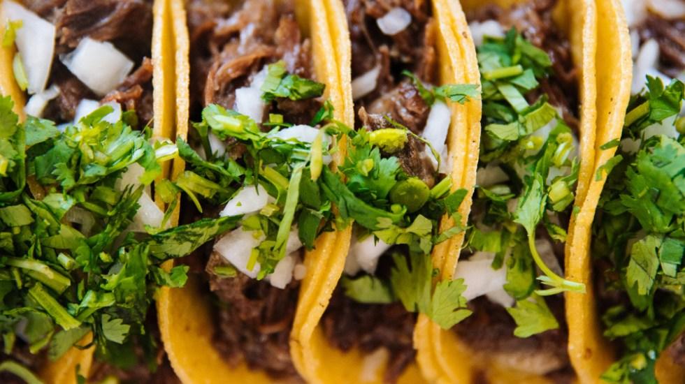 Los tacos: emblema de México en el mundo con tradición como futuro - taco tacos