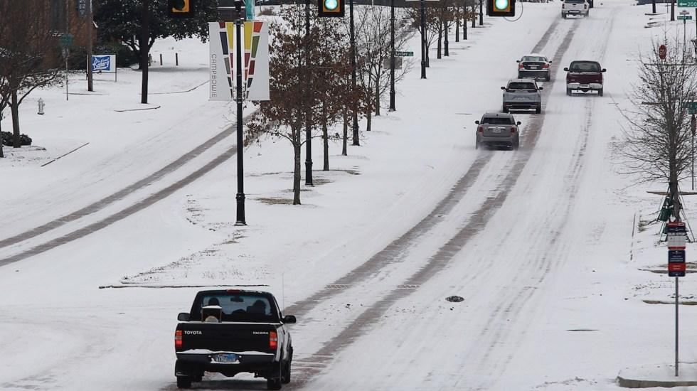 Tormenta invernal de febrero en Texas dejó al menos 111 muertos - La tormenta invernal de febrero dejó al menos 111 muertos en Texas. Foto de EFE