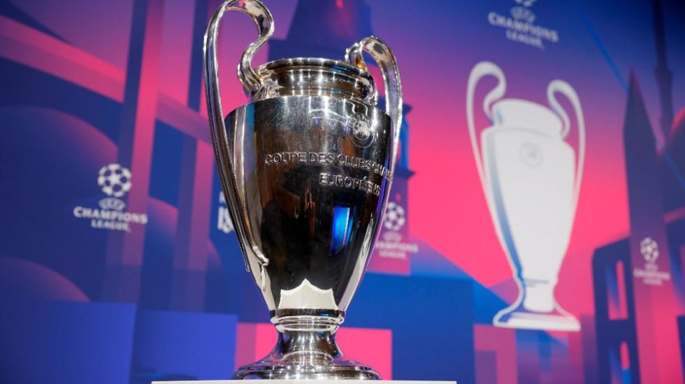 Así se jugarán los cuartos de final en la Champions League - Foto de EFE