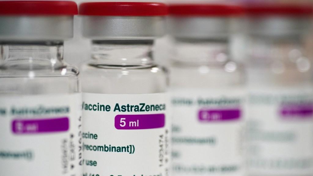 AstraZeneca vacuna