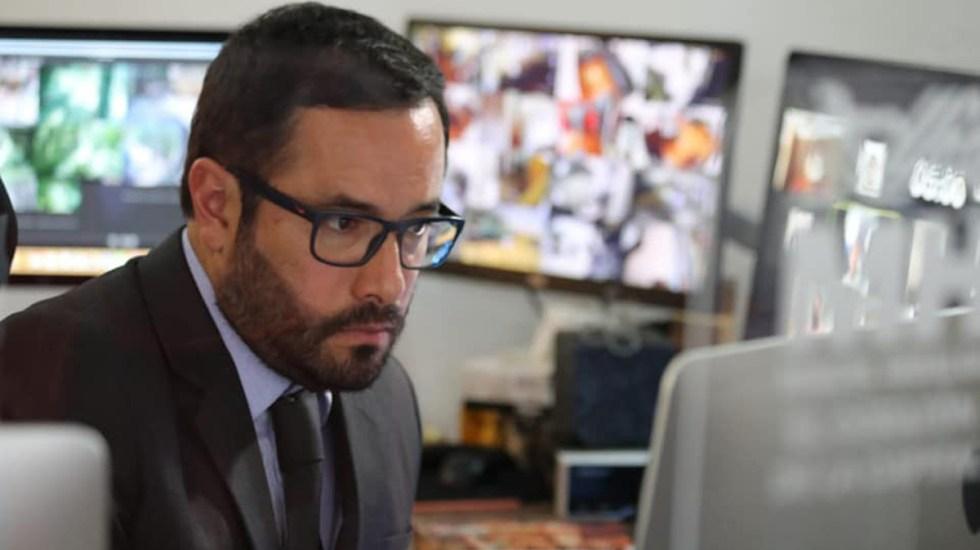 INE propone negar registro como candidato a Víctor Hugo Romo para la Miguel Hidalgo - Víctor Hugo Romo. Foto de @vromog