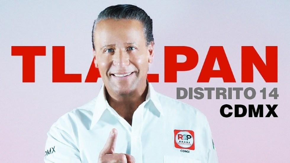 Alfredo Adame va a proceso por omitir información al SAT - Alfredo Adame RSP