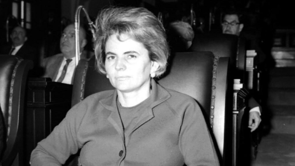 Muere la exsenadora Alicia Arellano, madre de Claudia Pavlovich - Alicia Arellano Tapia senadora México