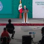 INE ordena a López Obrador a retirar conferencia matutina del viernes