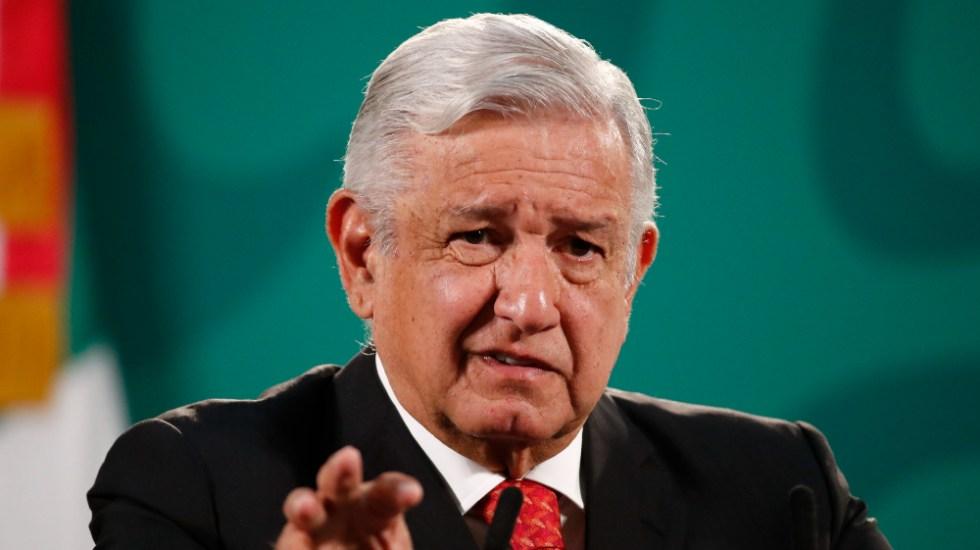 Oficialismo mexicano acata a regañadientes cancelación de registros de Salgado Macedonio y Morón - AMLO López Obrador oficialismo mexicano