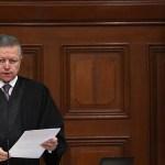 Arturo Zaldívar visita otra vez Palacio Nacional; se reúne con consejero jurídico