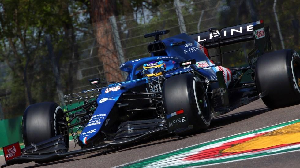 Miami albergará un Gran Premio de Fórmula 1 a partir de 2022 - Auto de carreras de F1. Foto de EFE
