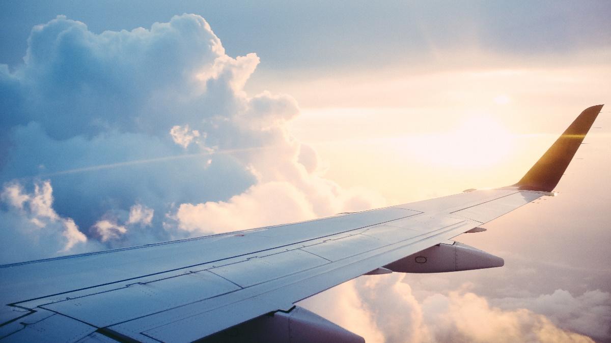 Avión vuelo