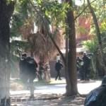 Balacera en Guadalajara deja dos muertos y 20 detenidos