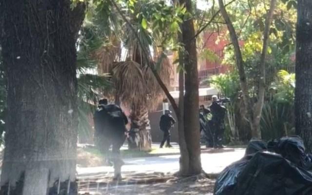Balacera en Guadalajara deja dos muertos y 20 detenidos - balacera Chapalita Guadalajara
