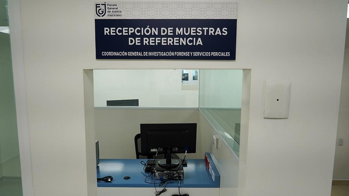 Banco ADN Fiscalía Ciudad de México 2