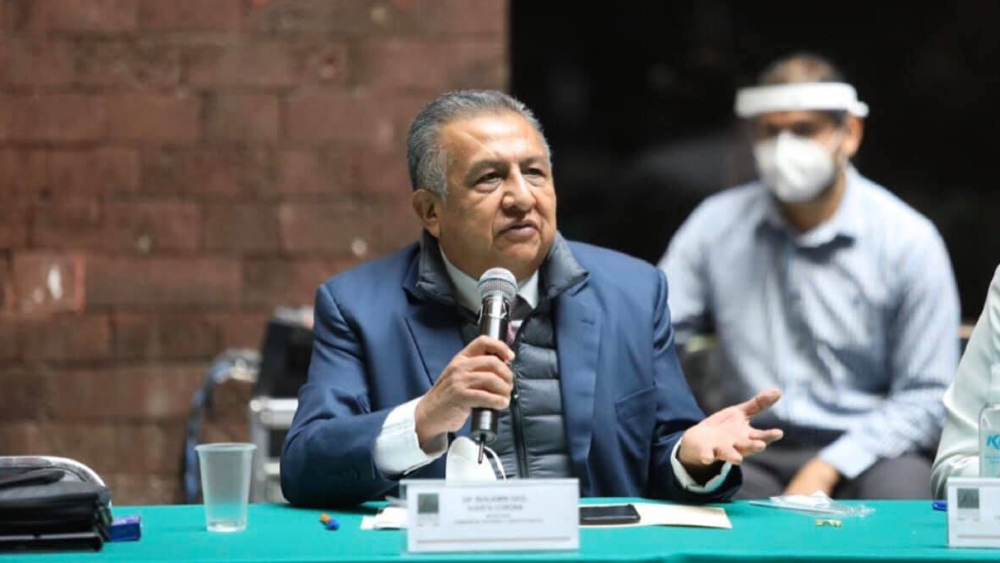 Saúl Huerta diputado Morena