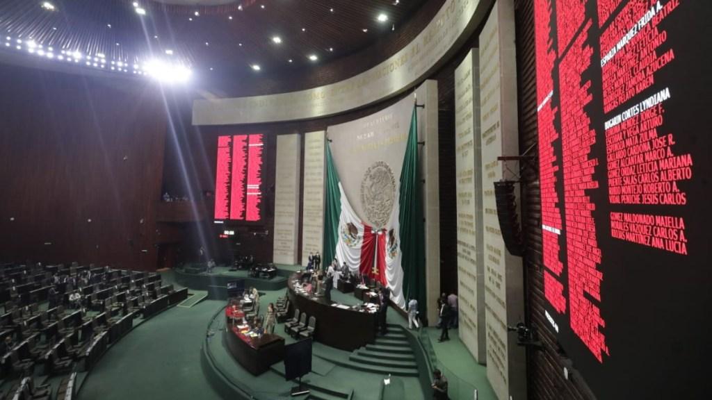 Cámara de Diputados alista ampliación de gestión a Zaldívar - Cámara de Diputados sesión México