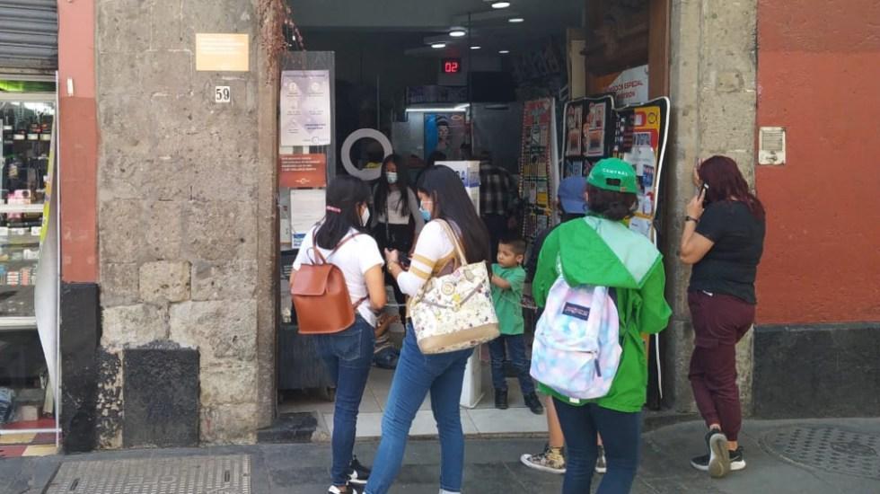 CDMX en Semáforo Naranja 'hacia el Amarillo'; muy baja probabilidad de 'tercera ola' tras Semana Santa - CDMX comercios coronavirus covid19 Ciudad de México semáforo