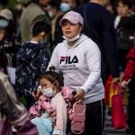 El último rebrote en China es el más amplio desde Wuhan, según prensa oficial - China COVID-19 coronavirus pandemia epidemia