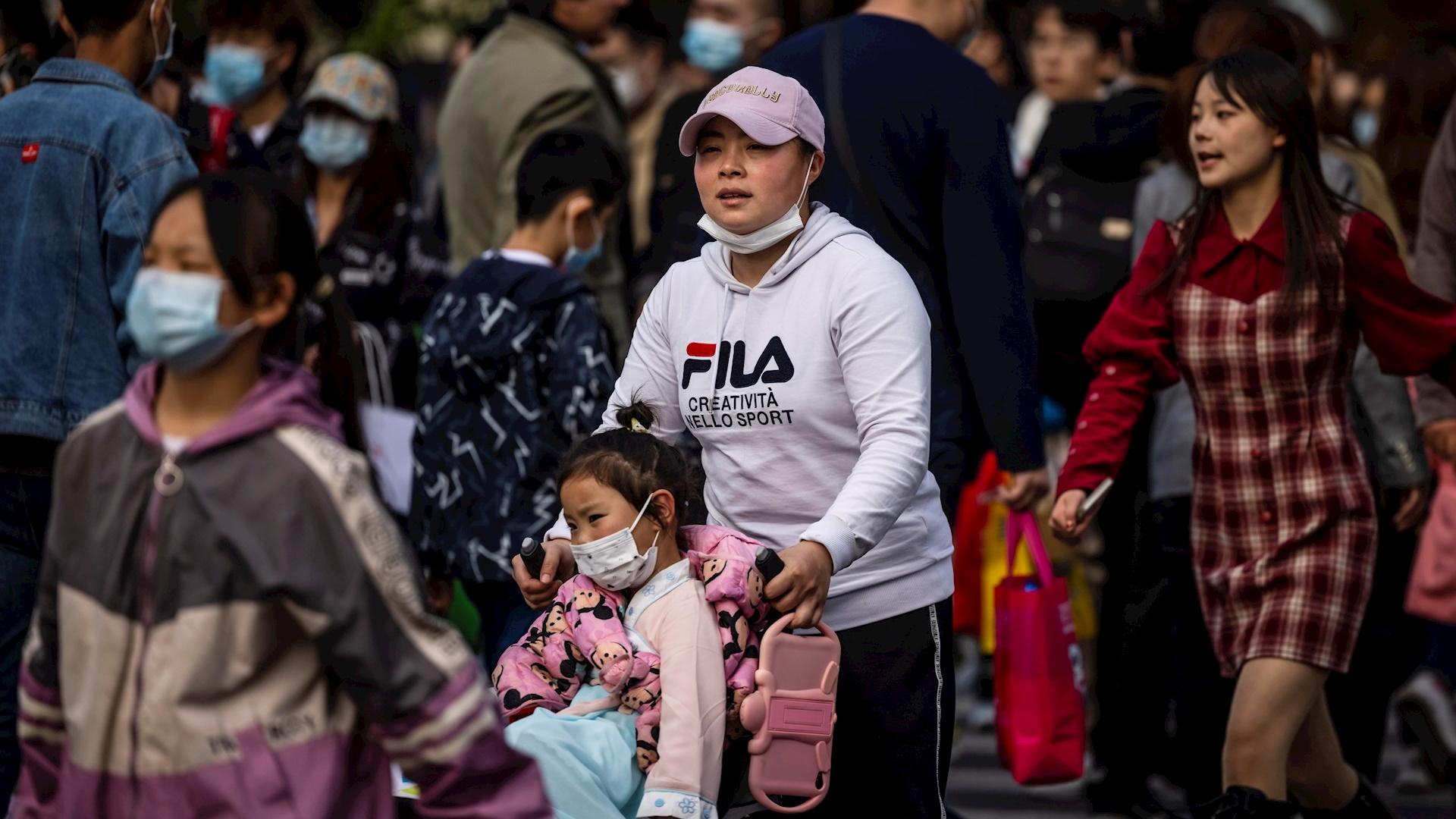 China COVID-19 coronavirus pandemia epidemia