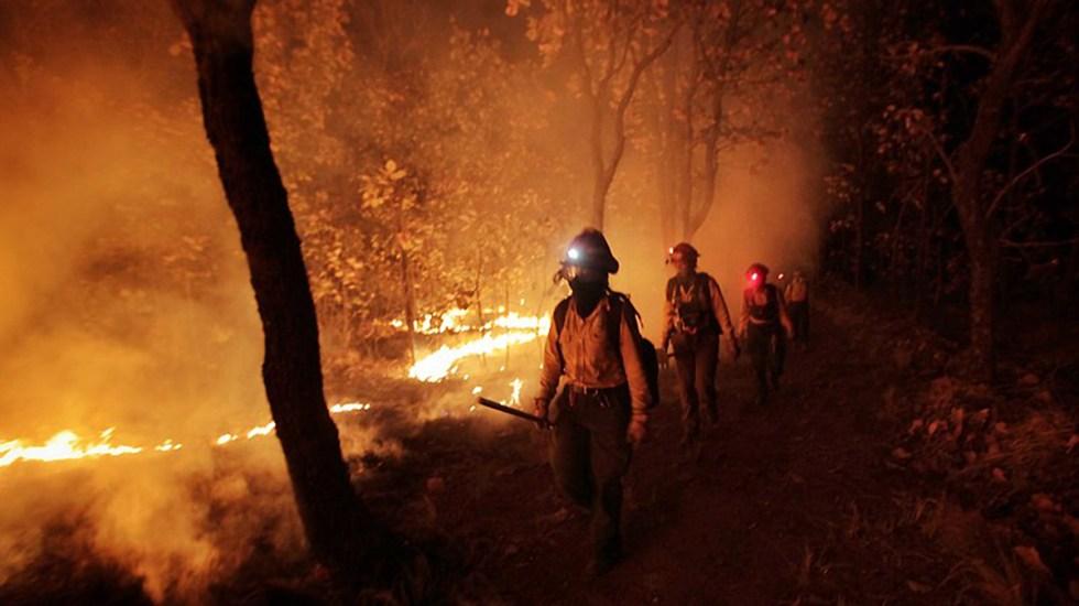 Extienden alerta atmosférica por incendio en el Bosque de la Primavera, Jalisco - incendio bosque de la primavera