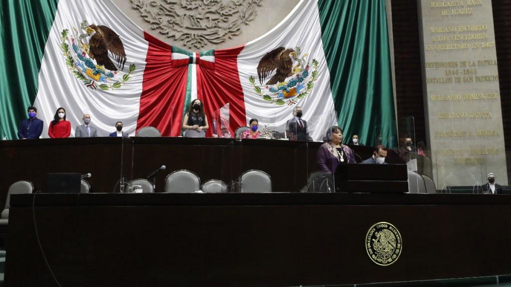 Cámara de Diputados aprueba desafuero de García Cabeza de Vaca, gobernador de Tamaulipas - Diputados jurado sesión 30042021