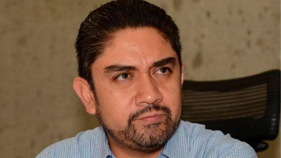 Edgar Tungüí, excomisionado de Reconstrucción en CDMX, acepta extradición a México - Édgar Tungüí, excomisionado Reconstruccion. Foto Especial.