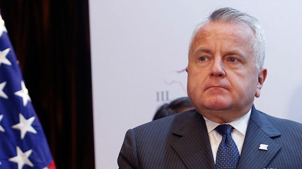 Rusia cita a embajador de EE.UU. tras nuevas sanciones por ciberespionaje - Embajador de EE.UU. en Rusia, John Sullivan