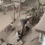 San Vicente y las Granadinas se enfrenta ahora a un apagón y a la ceniza volcánica