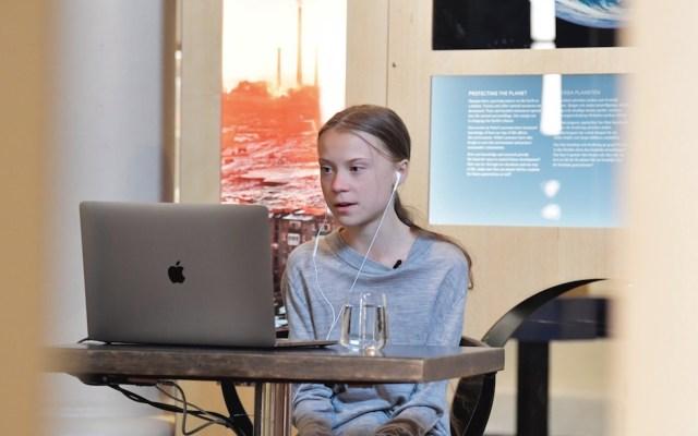 Greta Thunberg llama a los alemanes a votar, pero crítica inacción política - La activista Greta Thunberg. Foto de EFE