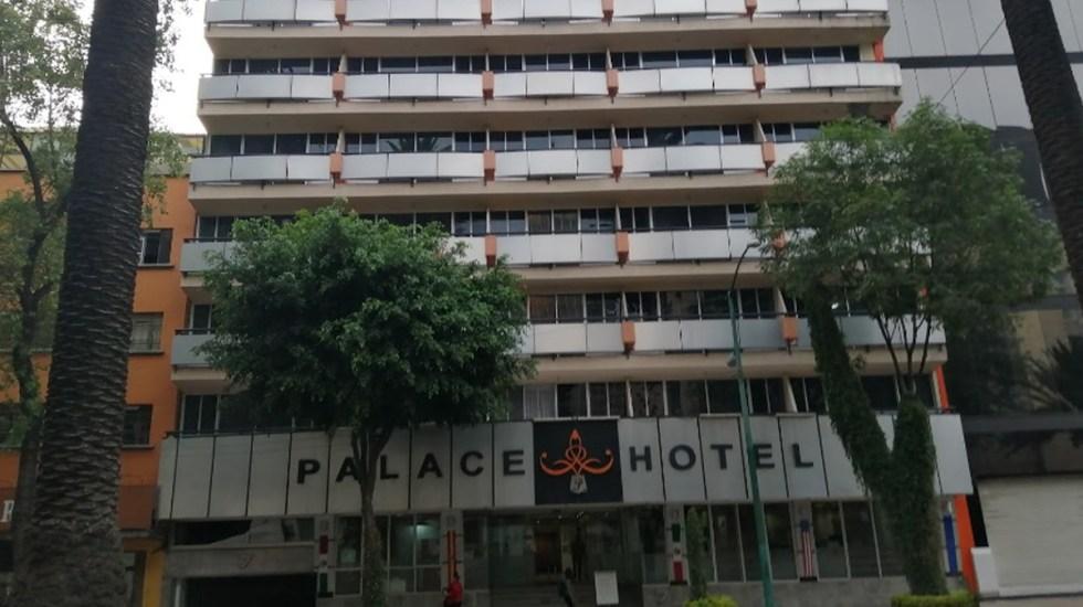 Identifican hotel donde el diputado Saúl Huerta habría abusado de jóvenes desde 2019 - Hotel donde el diputado Saúl Huerta habría abusado de menores desde 2019. Foto de Google Maps
