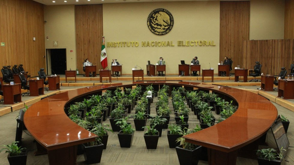 INE: hay condiciones para que elecciones sean libres, equitativas y con árbitro neutral - INE Instituto Nacional Electoral sesion