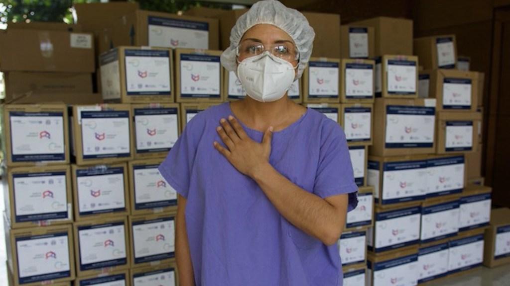 Juntos por la Salud, la iniciativa que se ganó el reconocimiento de la sociedad en la pandemia - Juntos por la Salud