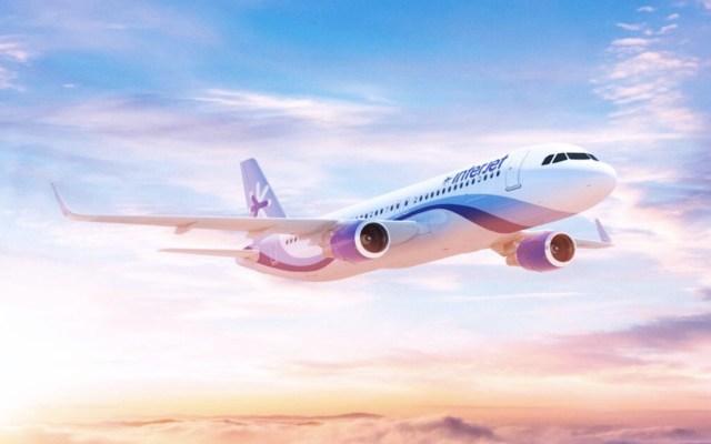 Interjet buscará concurso mercantil para salvar a la aerolínea - Interjet buscará concurso mercantil para salvar a la aerolínea. Foto de Twitter Interjet