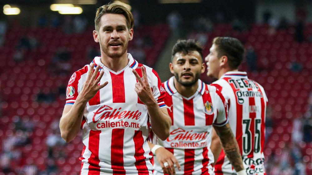 Chivas derrota a Xolos y rompe racha de cinco partidos sin ganar - Jesus Canelo Angulo Chivas