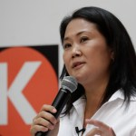 La cruzada de Keiko Fujimori por anular votos lleva a Perú a una tensión insólita - Keiko Fujimori