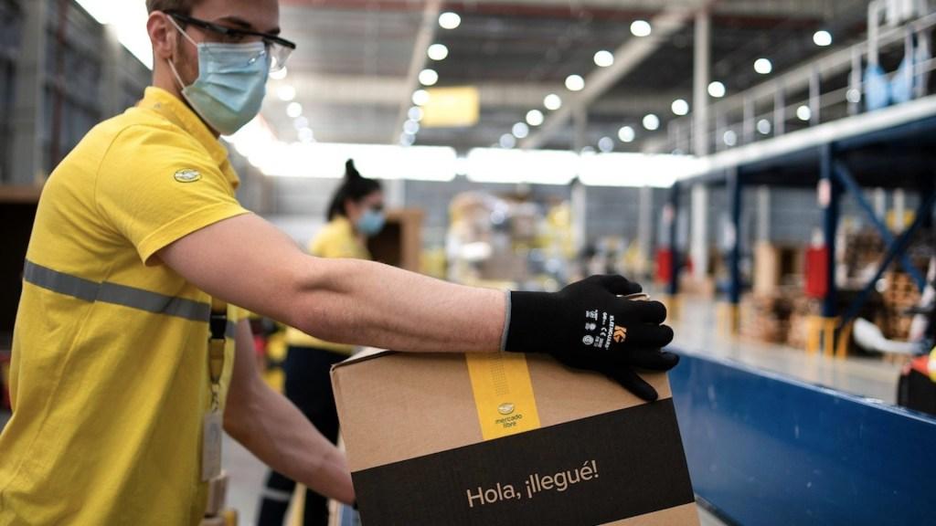 Mercado Libre creará 16 mil puestos de trabajo en América Latina - La empresa Mercado Libre prevé crear 16 mil empleos en América Latina. Foto de Mercado Libre