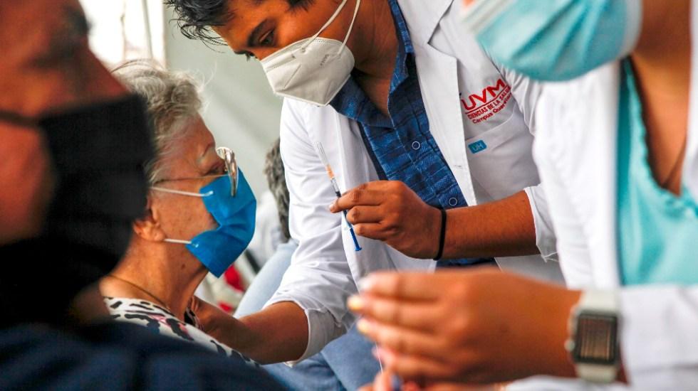 México apura su vacunación y la búsqueda del fármaco en el extranjero - Mexico vacunacion coronavirus covid19