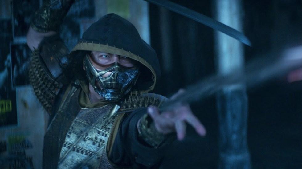 'Mortal Kombat', el regreso de la saga de videojuegos a la pantalla grande - Mortal Kombat. Foto tomada de video