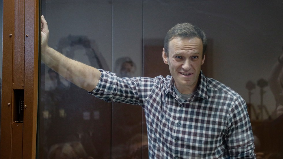 Ingresan a Navalni a hospital penitenciario tras presiones internacionales - Alexéi Navalni. Foto de EFE