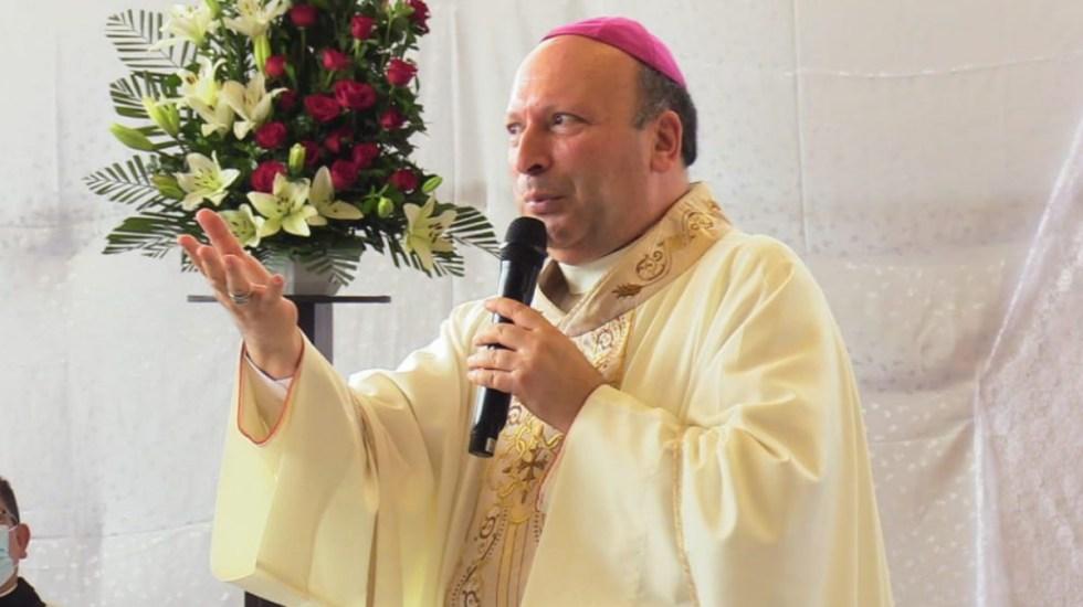 Ola de violencia en Aguililla es producto del abandono del Estado: Coppola - Nuncio apostólico Franco Coppola Aguililla Michoacán