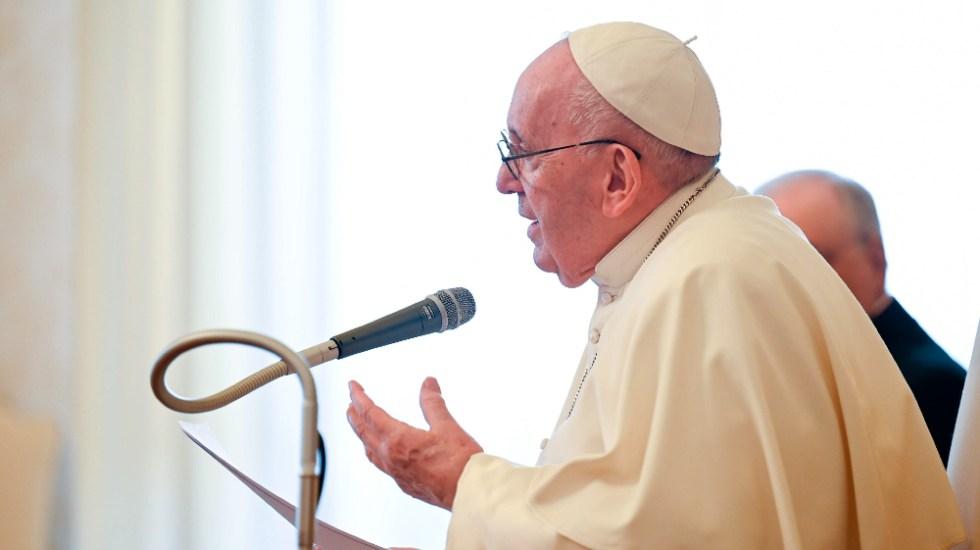 """Papa pide """"política de fraternidad"""" para responder al populismo - papa Francisco"""