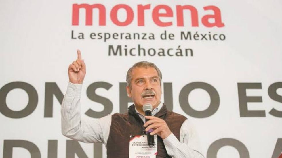 Tribunal Electoral devuelve al INE caso de Raúl Morón, exaspirante a la gubernatura de Michoacán - Raúl Morón