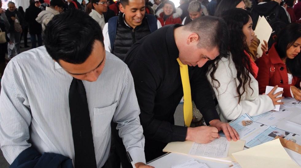 Hacienda confía que crecimiento de 5.3 % en México es realista - Recuperación de la economía en México. Foto de EFE