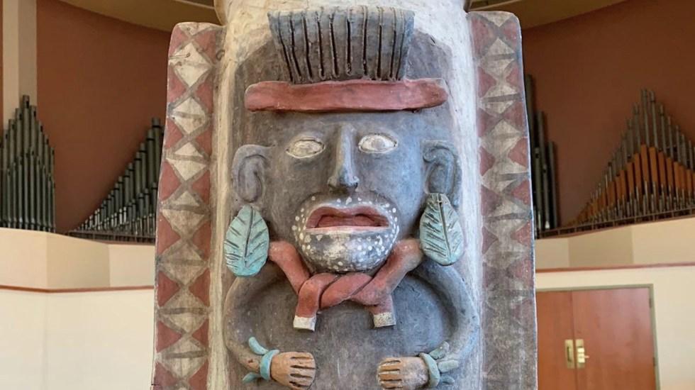 "México recupera urna maya con ""alto valor histórico"", aseguran especialistas - Foto de INAH"