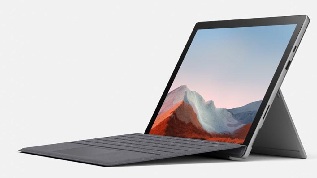 Surface Pro 7+ para empresas ya está disponible en México - Surface Pro 7+