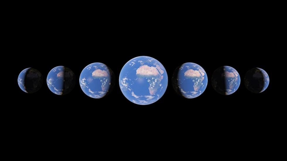 Google Earth muestra evolución de la Tierra en 37 años - tierra Google evolucion