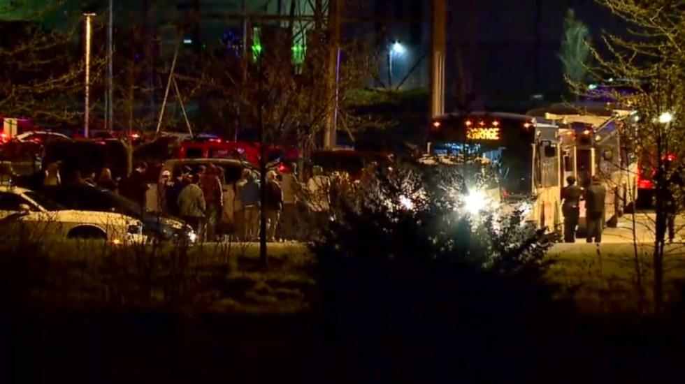 Tiroteo en instalaciones de FedEx en Indianápolis deja varios lesionados - Tiroteo Indianápolis disparos ataque