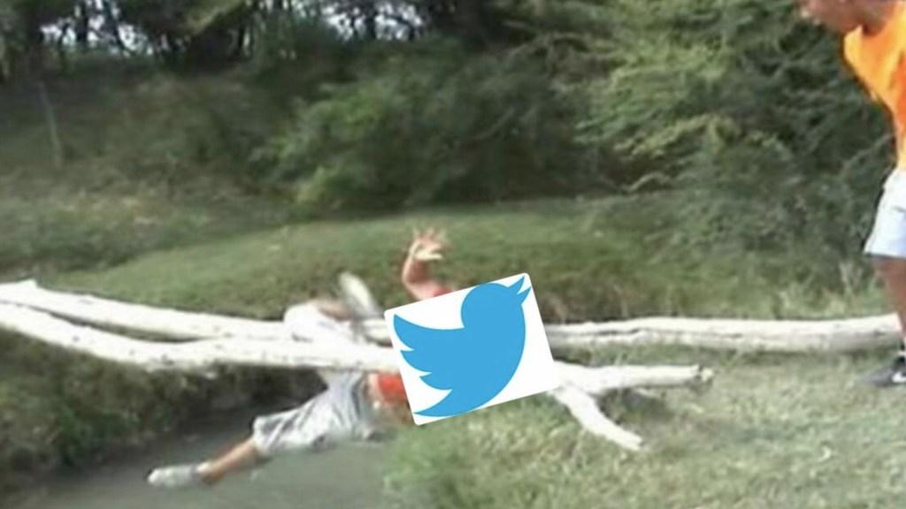 Twitter falla a nivel mundial - Las primeras horas del sábado, Twitter presentó una falla que impedía el ingreso a la plataforma. Foto de Twitter @NinoSanMartin
