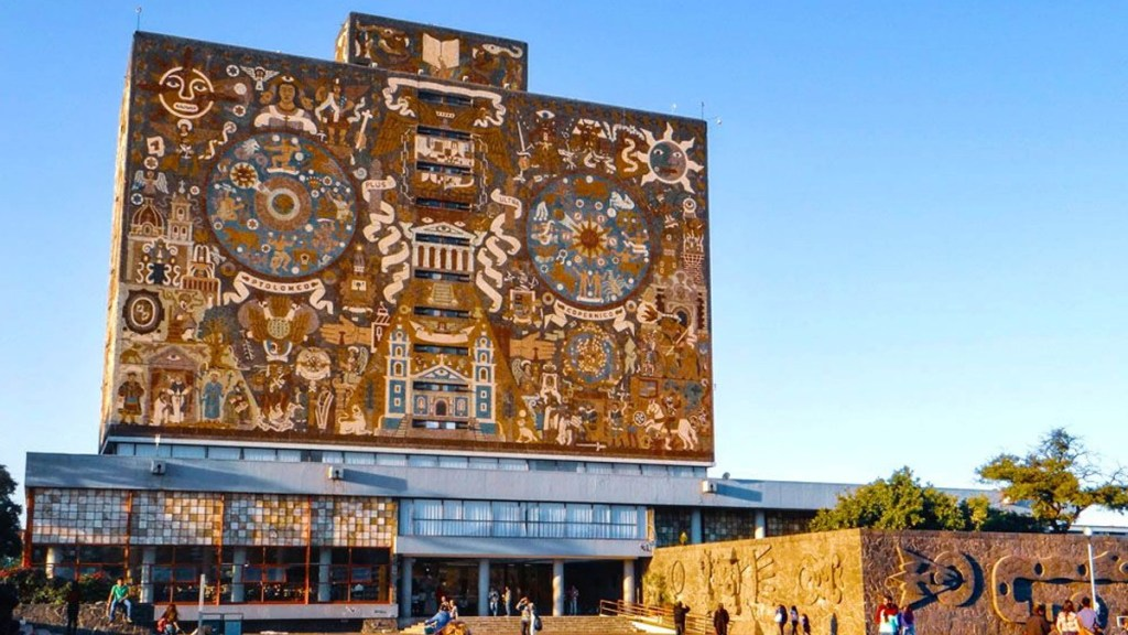 """AMLO vuelve a criticar a la UNAM: """"Se llenaron facultades de conservadores"""" - En la imagen, Ciudad Universitaria, UNAM. Foto de UNAM"""