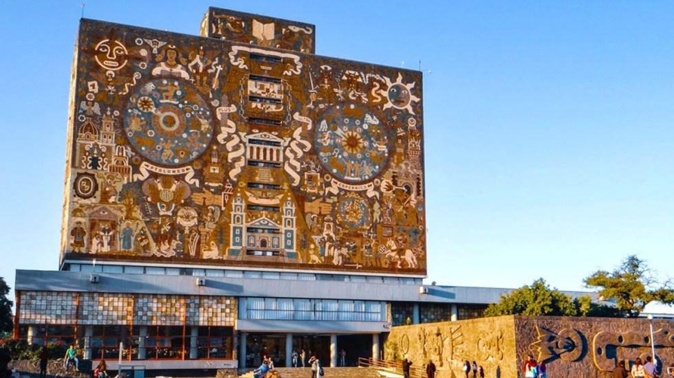 UNAM se mantiene como la segunda mejor universidad de Latinoamérica - En la imagen, Ciudad Universitaria, UNAM. Foto de UNAM