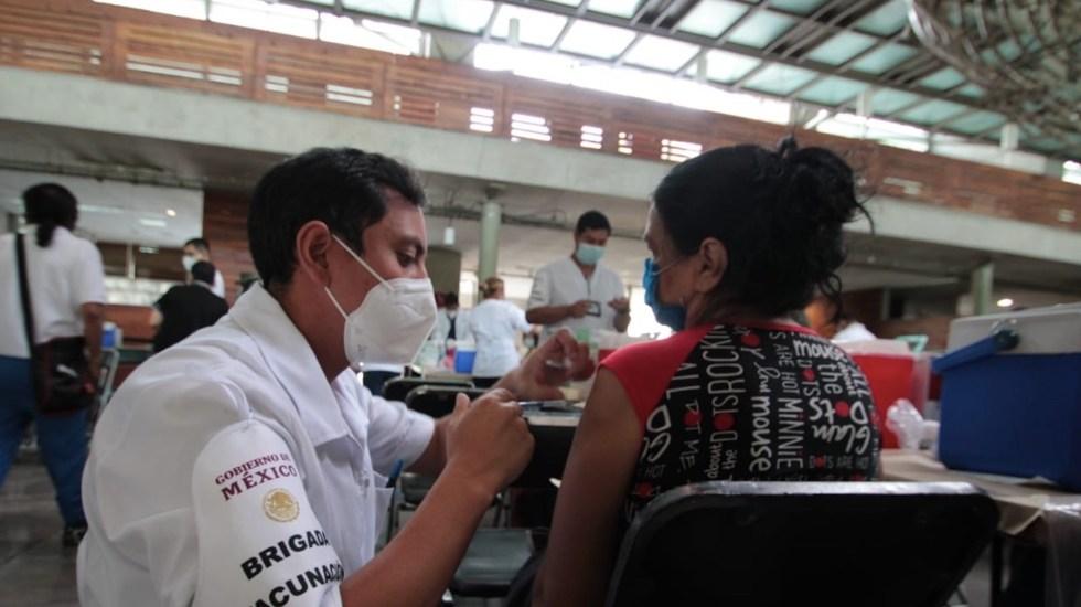Iniciará en GAM, Magdalena Contreras, Cuajimalpa y Milpa Alta vacunación a adultos de 50 a 59 años - Continuará aplicación de segundas dosis de vacunas contra COVID-19 en Ciudad de México. Foto de Secretaría de Salud CDMX