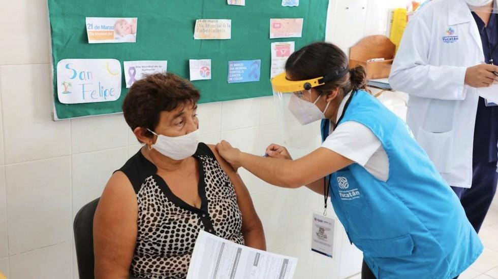 Vacunación de adultos mayores en Mérida iniciará este miércoles, confirma alcalde - Este miércoles inicia la vacunación de adultos mayores en Mérida. Foto de twitter Mauricio Vila